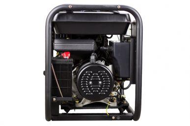 Groupe électrogène Diesel 6,3KW 230V et 7Kva 400V
