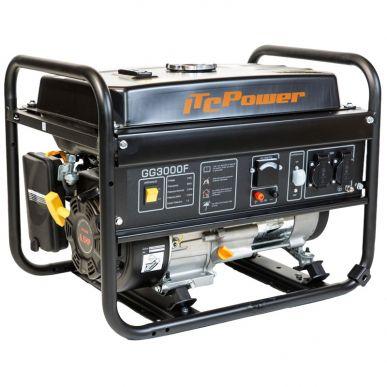 Benzin-Generator-Satz 2.8Kw 230V einphasig