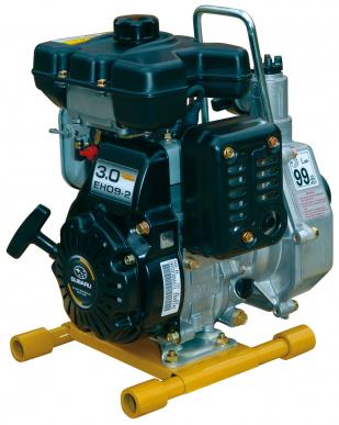 GROUPE MOTOPOMPE - Eaux claires à moyennement chargées - Essence - 4 temps - JARD 12 OHV - Diam. Tuyaux 25 mm