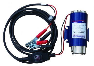 Groupe Motopompe électrique 12 V, 20 A, 30 l/min, pinces croco