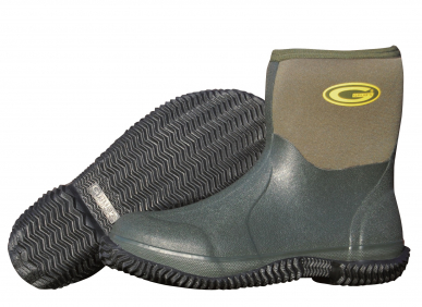 "Bottes basses GRUB'S ""Field 5.0"", taille 47, vert"