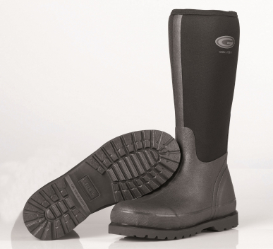 "Bottes GRUB'S ""Worklite 5.0"", THE MOST POPULAR taille 46, noir"