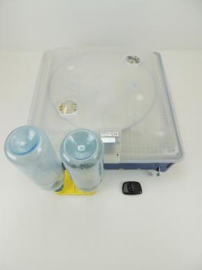 GWF - Incubateur Campo24, semi-automatique, 56-70 oeufs de poule, contrôle digital, 36-40°C