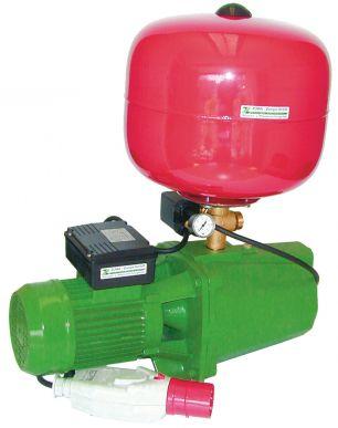 Hauswasserwerk JET 300/Z, 400 V Mechanische Pumpensteuerung ZUMATIC