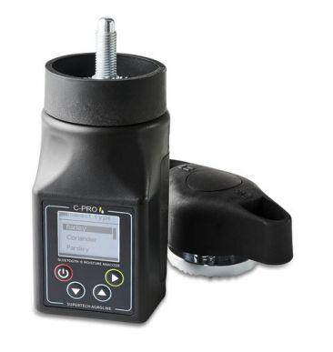 C-PRO Humidimètre pour céréales connectable à votre smartphone