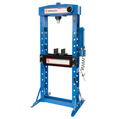 Hydraulic press 30t  avec pneumatique
