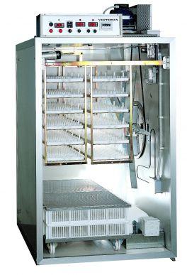 Incubateur et machine à éclore combinés - I 12 + H