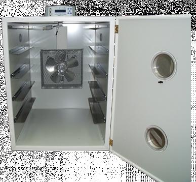 Couveuse A-100 – Thermostat Lcd – en Acier