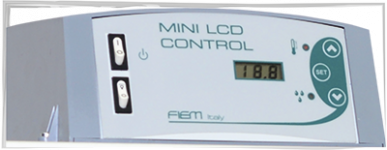 Brutmaschine Cip Cip 28 MINI LCD