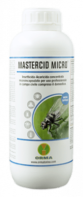 Mikroverkapseltes konzentriertes Insektizid