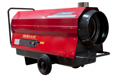 Canon à chaleur mobile au fuel ITA 35