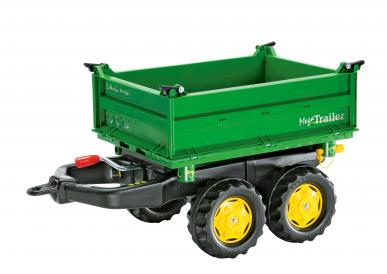 Remorque John Deere RollyMega trailer