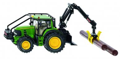 Tracteur forestier John Deere Siku 1:32