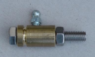 Joint rotatif rouleau en laiton