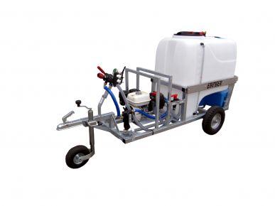 Karrenspritze KS 220- Deichsel mit Anbaukonsole für Traktor/ Quad