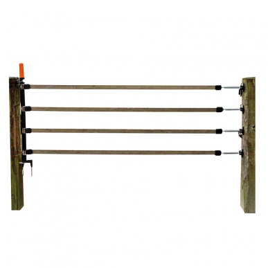 Kit Barrière 4 Rubans 40mm terra, 6m