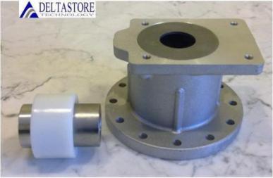 Kit d'accouplement moteur thermique - pompe hydraulique pour moteurs avec cône d'arbre pompe Gr.2.2