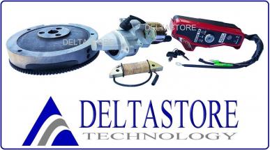 Elektrostarter-Kit für Motoren 4T 13Hp Honda Gx340 Gx390 und kompatibler Typ