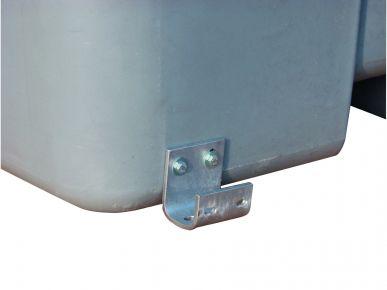 Kit de fixation plateau (2 paires) pour box véhicule