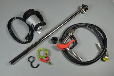 Kit de pompe F 430 S-41/38-1000 & moteur F 460 Ex utilisation universelle