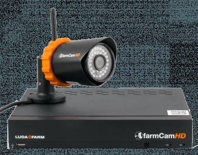 Kit farmCam HD - Caméra de surveillance d'élevage