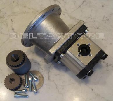 Kit Laterne und Hydraulikpumpe Gr.2 von 10Cc Intermotor, Lombardini, Acme, Flangia