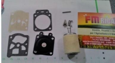 Kit Membrane Original Walbro 352S