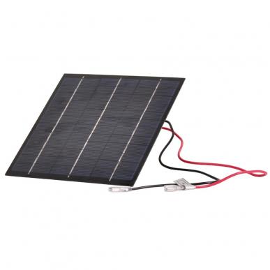Panneau solaire 4W pour électrificateur Gallagher B40/B50