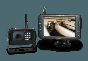 Kit trailerCam 5D - Caméra de survaillance pour chevaux