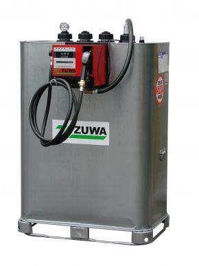 Kleintankanlage 990L CUBE 70 für Diesel und Biodiesel (RME), mit ADR-Zulassung