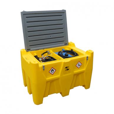 Kombitank 400/50 für Transport von Diesel und AdBlue