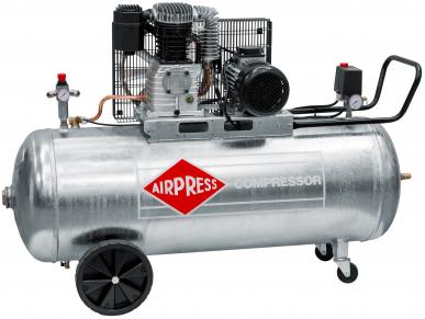 Compresseur bicylindre GK 600-200L 400V