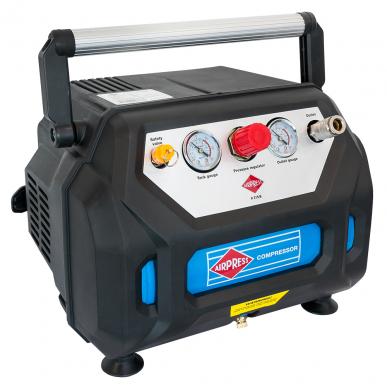 Compresseur monocylindre H 215-6L sans huile 230V