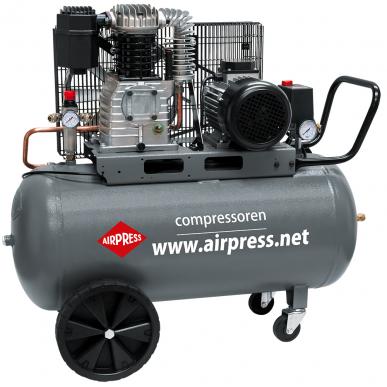 Compresseur bicylindre HK 425-100L 400V