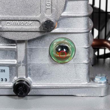 Compresseur bicylindre HK 425-150L 400V
