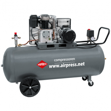 Compresseur bicylindre HK 425-200L 400V