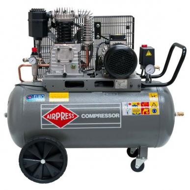 Compresseur bicylindre HK 425-50L Pro 400V