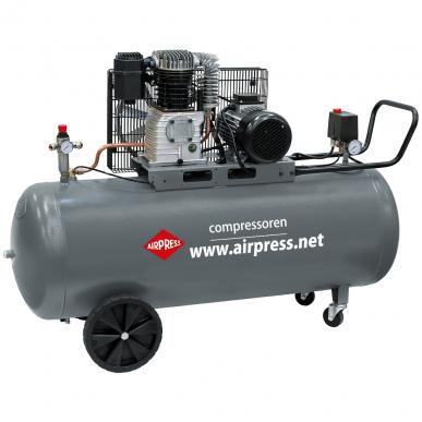 Compresseur bicylindre HK 600-200L 400V