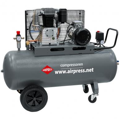 Compresseur bicylindre HK 650-200L 400V