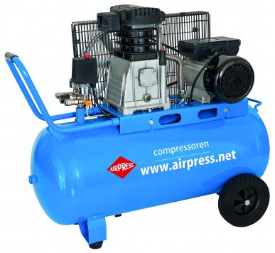 Compresseur monocylindre HL 340-90L 230V