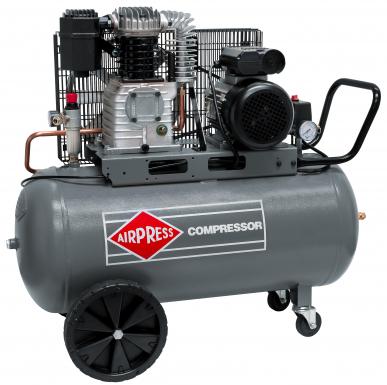 Compresseur bicylindre HL 425-100L 230V