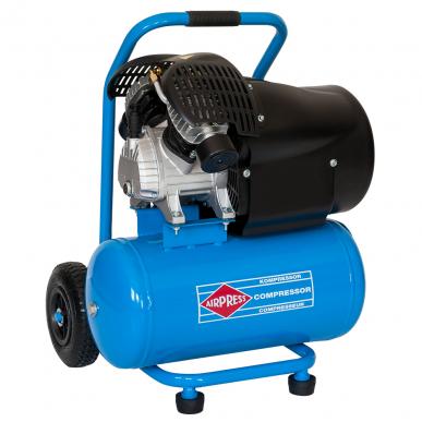 Compresseur bicylindre HL 425-25L 230V diable
