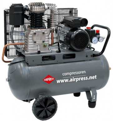 Compresseur bicylindre HL 425-50L Pro 230V