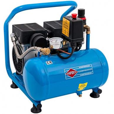 Compresseur bicylindre L6-95 Silent sans huile 230V