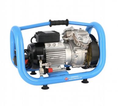 Compresseur bicylindre LMO 5L-380 Silent sans huile 230V