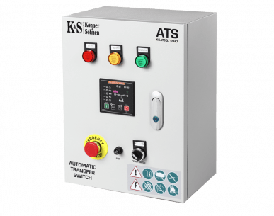 KS ATS 3/18HD ATS-Einheit, Notstromautomatik