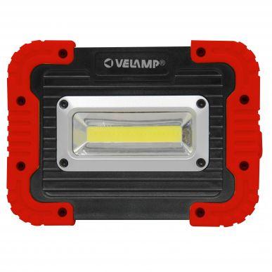 Lampe de travail LED COB à piles. 500 lumens. Ajustable