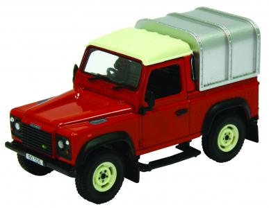 Land Rover Defender 90 1:32