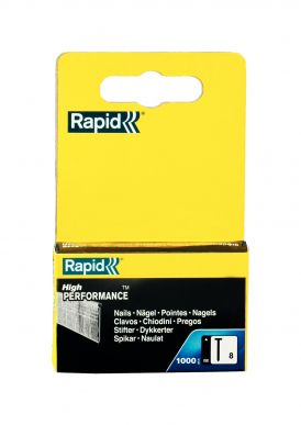 1200 pointes Mecafer 151220 Recharge pointes t/ête homme 15 mm