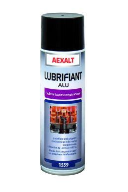 Lubrifiant aluminum haute température  Aérosol 650 mL